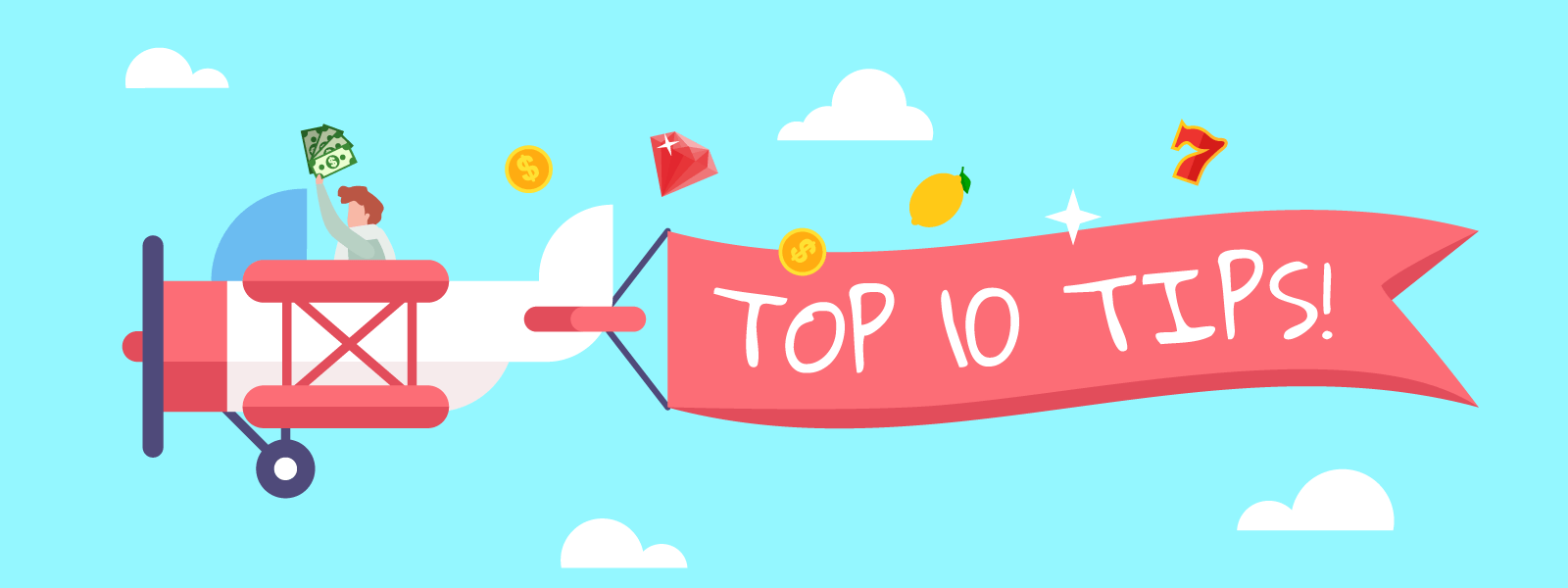 10 tips banner